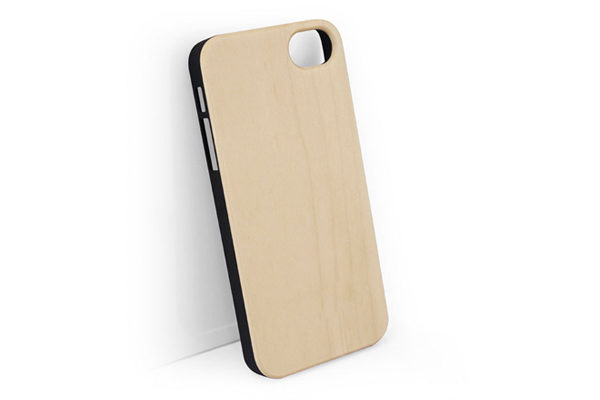 iPhone 5/5S/SE Back-Cover Ahorn