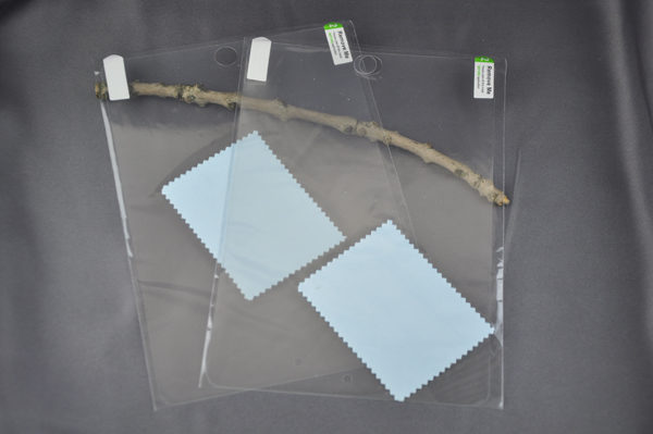 2 Stück iPad Mini Klarsichtschutzfolie, glänzend