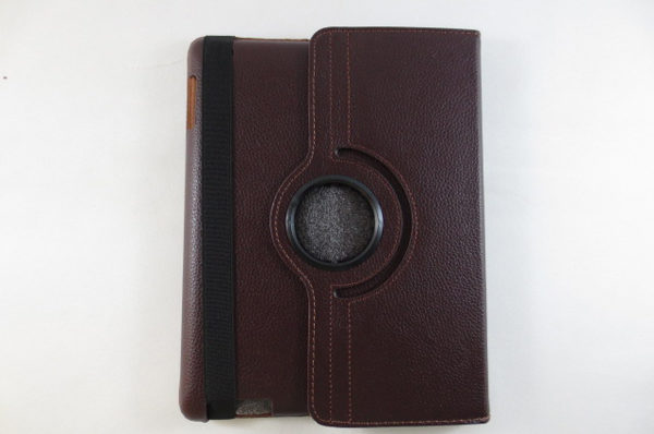 iPad 2/3/4 Rotating-Case, braun