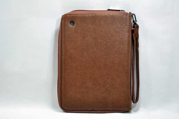 iPad Mini / Mini 2 Tasche mit Kreditkarten-Fächern, braun