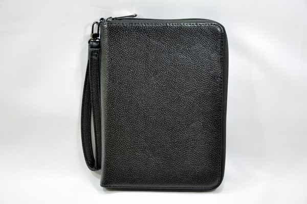 iPad Mini / Mini 2 Tasche mit Kreditkarten-Fächern, schwarz