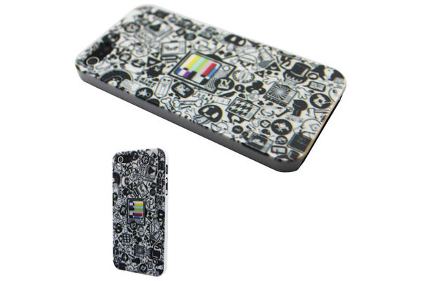 iPhone 5/5S/SE Back-Cover TV