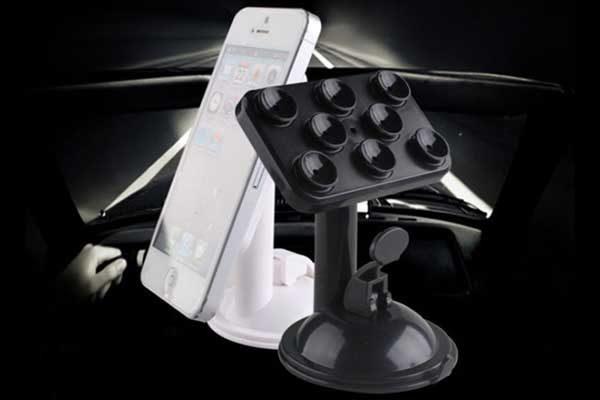 Smartphone-Halterung mit Saugnapf für alle iPhones