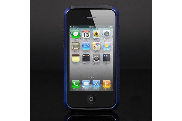 iPhone 5/5S/SE Schutzetui, dunkelblau