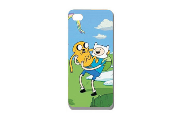 iPhone 5/5S/SE Back-Cover Cartoon