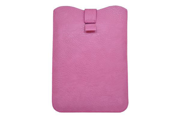 iPad Mini / Mini 2/Retima Soft PU-Pouch, pink