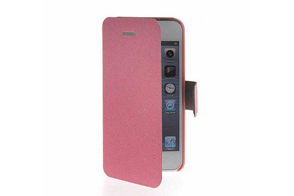 Bilitong iPhone 5/5S/SE PU-Leder-Case, rosa