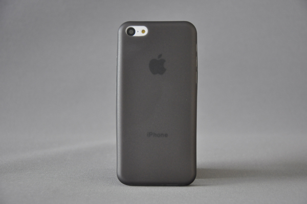 Bridge94 iPhone 5C Back-Cover 0.3mm, schwarz