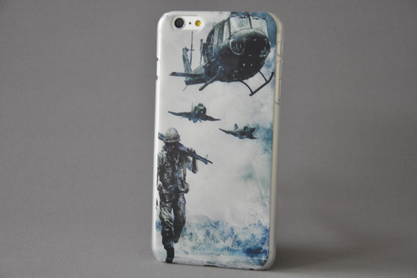 iPhone 6 Plus / Plus S Back-Cover Military