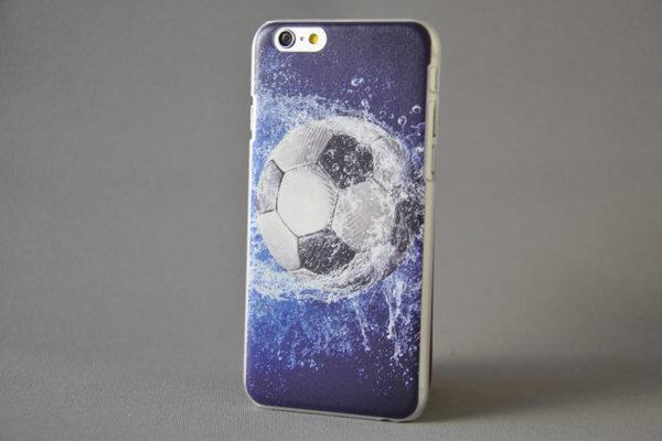 iPhone 6 Plus / Plus S Back-Cover FUSSBALL