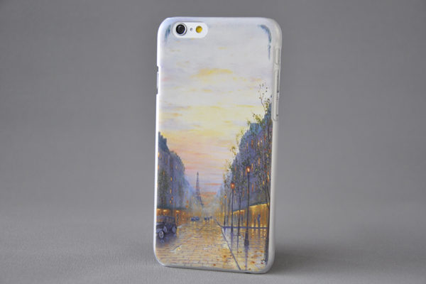 iPhone 6 Plus / Plus S Back-Cover NATUR