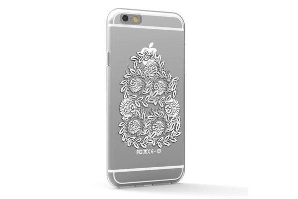 iPhone 6/6S TPU-Back-Cover verziert, MUSTER