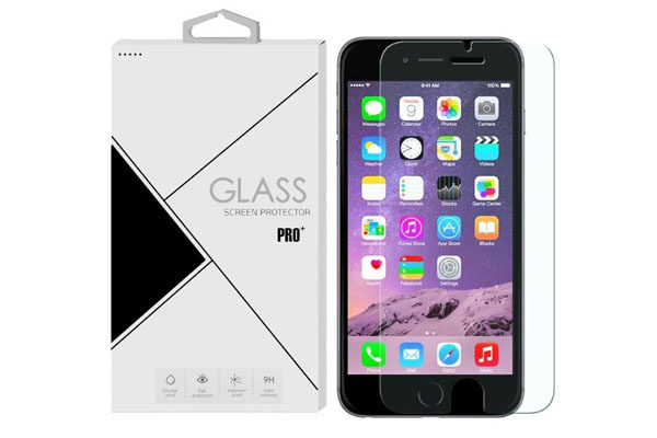 2 x iPhone 6 Plus/6 Plus S Temperated Glass Screen