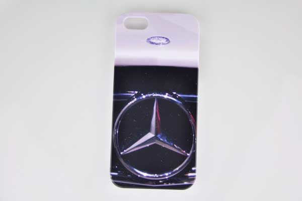 iPhone 5/5S/SE Back-Cover Mercedes