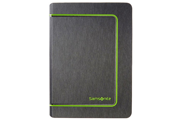 Samsonite iPad Air/Air 2 Portfolio Color Frame, grau-grün