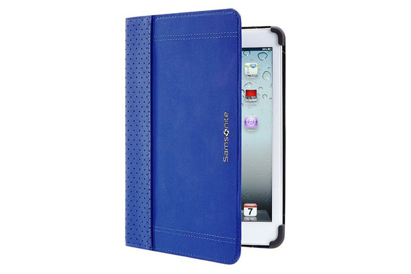 Samsonite iPad Mini / Mini 2 Tabzone PU-Leder-Case, blau