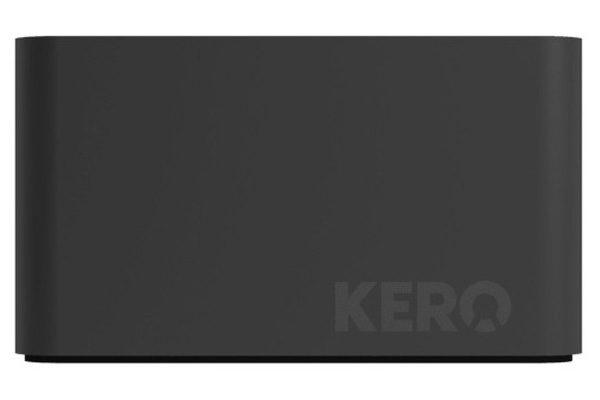 KERO Cable Weight - Der minimalistische und praktische Dock für Lightning, schwarz