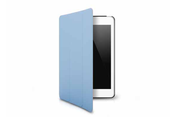Ultra Case iPad Mini/Mini 2 Hard Case Minimal, blau