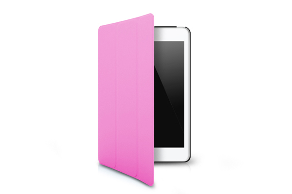 Ultra Case iPad Mini/Mini 2 Hard Case Minimal, pink