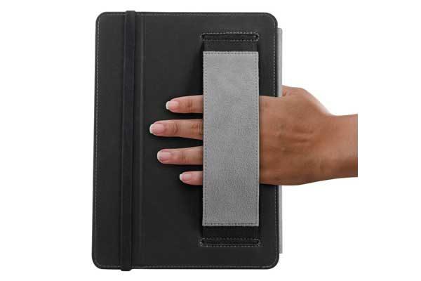 MarBlue Axis Hülle/Case für iPad Air/Air 2, schwarz