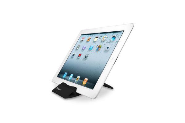 Kensington Universal Tablet Stand für iPad 1-4/Air, iPad Mini / Mini 2/Retina und andere Tablets, schwarz