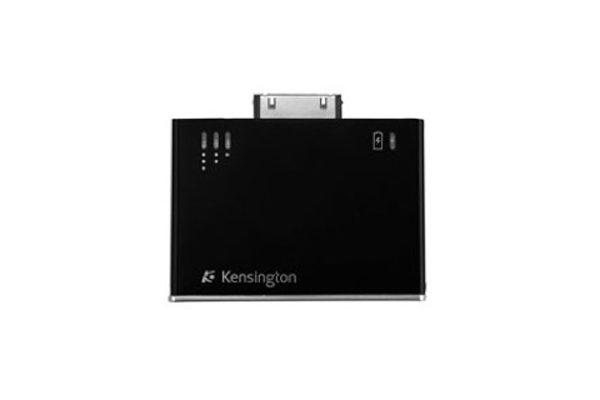 Kensington Battery Pack und Charger für iPhone/iPad/iPod mit 30-Pin Dock-Connector, schwarz