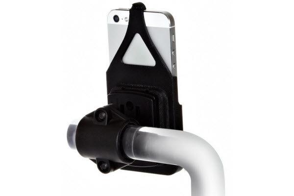 xMount Bike - Fahrradhalterung für iPhone 5/5S/SE, schwarz