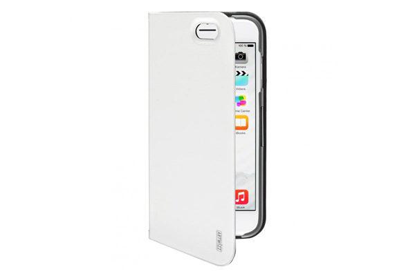 Artwizz SeeJacket Folio · Case mit Standfunktion + Magnetverschluss für iPhone 6 Plus/Plus S, weiss