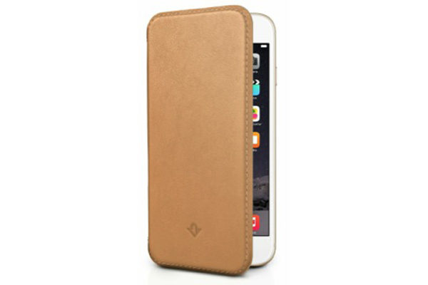 Twelve South SurfacePad für iPhone 6 Plus/6 Plus S, braun