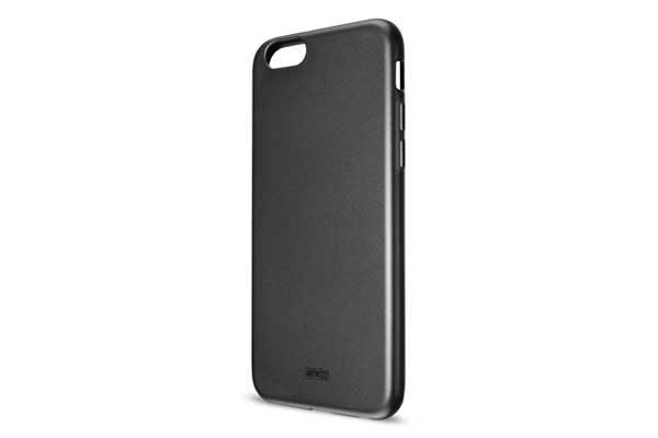 Artwizz TPU Case - Schutzhülle aus elastischem Kunststoff (TPU) mit hoher UV Resistenz für iPhone 7, schwarz