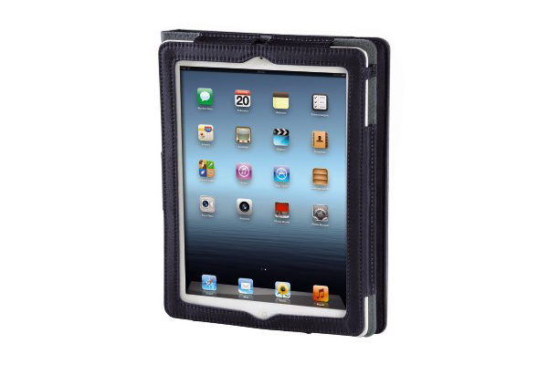 aha: Portfolio °Lenni° für iPad 2/3/4, blau