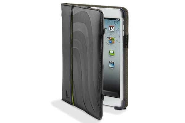Maroo PANGO iPad Mini / Mini 2 Protective Leder-Case, schwarz