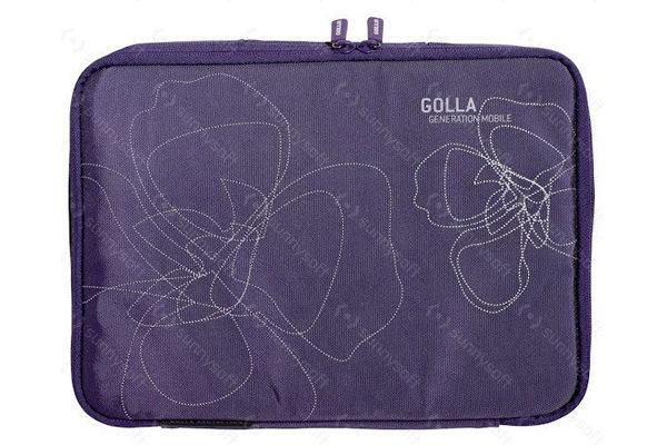 Golla G882 Metro Netbooktasche bis 26cm (10,2 Zoll), violett