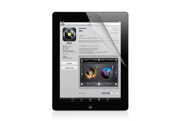 iPad 2/3/4 Screen-Protector, glänzend