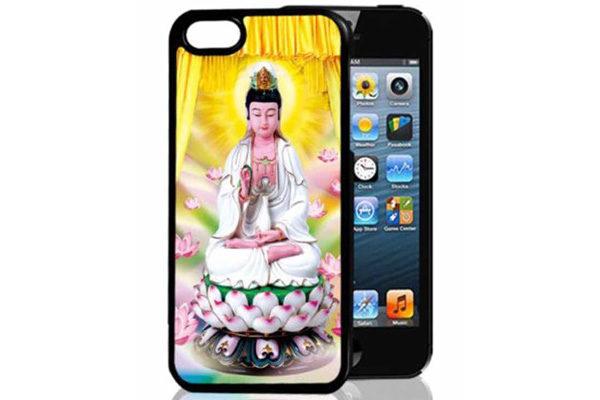 Bridge94 iPhone 5/5S/SE 3D-Back-Cover, Religion