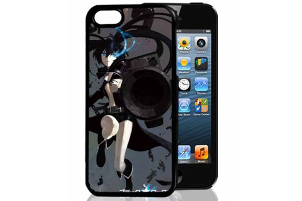 Bridge94 iPhone 5/5S/SE 3D-Back-Cover, Cartoon Woman