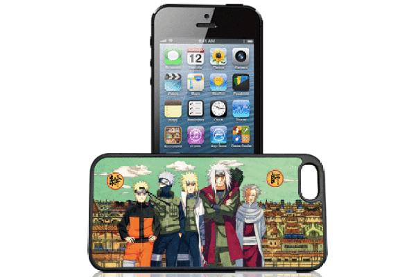Bridge94 iPhone 5/5S/SE 3D-Back-Cover, Cartoon / Comic