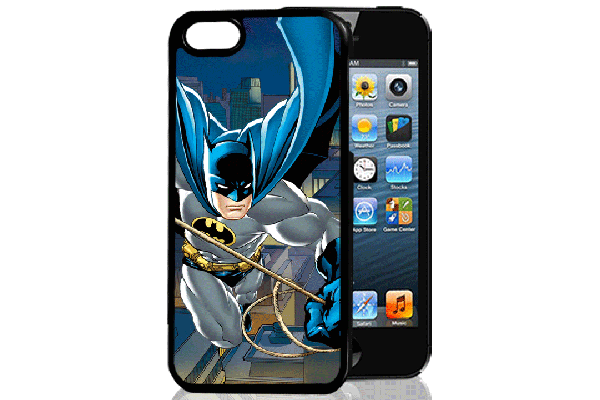 Bridge94 iPhone 5/5S/SE 3D-Back-Cover, Batman