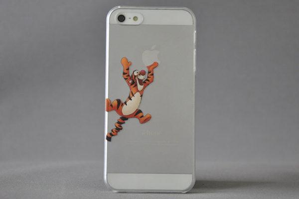 Bridge94 iPhone 5/5S/SE Back-Cover TIGER