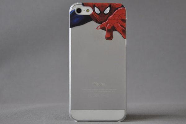 Bridge94 iPhone 5/5S/SE Back-Cover SPIDERMAN