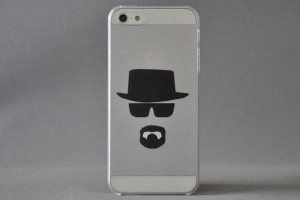 Bridge94 iPhone 5/5S/SE Back-Cover HUT