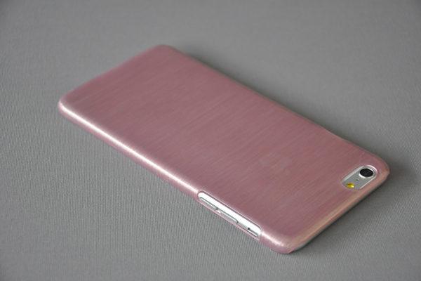 Bridge94 iPhone 6 Plus / Plus S Hard-Back-Cover, rosa