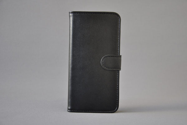 Bridge94 iPhone 6 Plus / Plus S PU-Leder-Wallet, schwarz