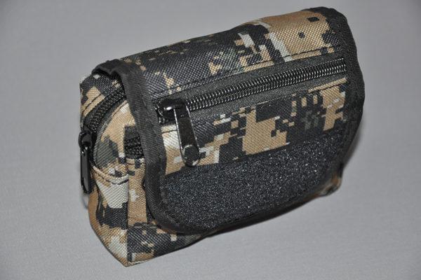 Military Tasche mit Gürtelschlaufe für Smartphone, Zubehör usw., Woodland Digital