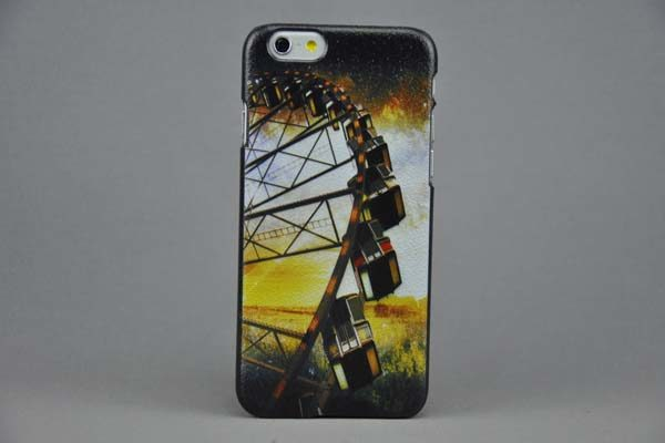 Bridge94 iPhone 6/6S Painted Back-Cover RIESENRAD