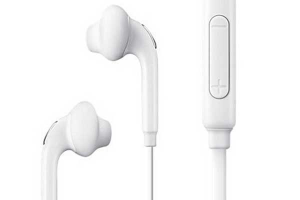 Bridge94 Stereo In-Ear Kopfhörer mit Mikrofon 3.5 mm, schwarz