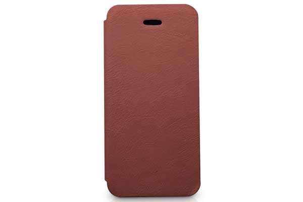 Kajsa iPhone 5/5S/SE Flip-Case °Svelte Collection°, braun