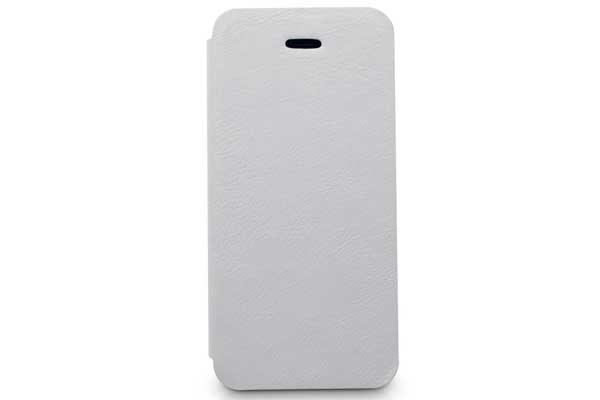 Kajsa iPhone 5/5S/SE Flip-Case °Svelte Collection°, grau