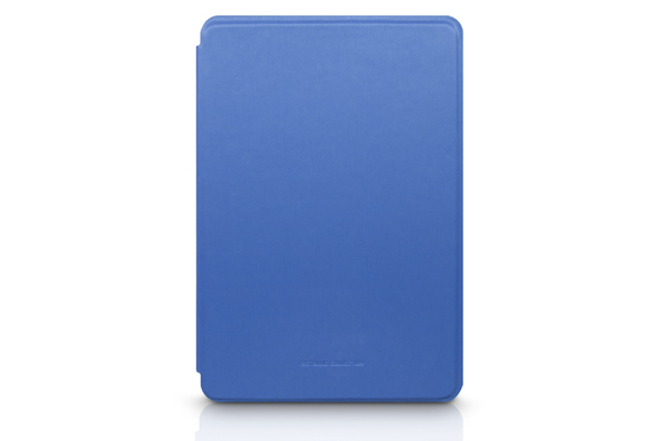 Kajsa iPad Mini / Mini 2 Book-Case °Metallic Collection°, blau
