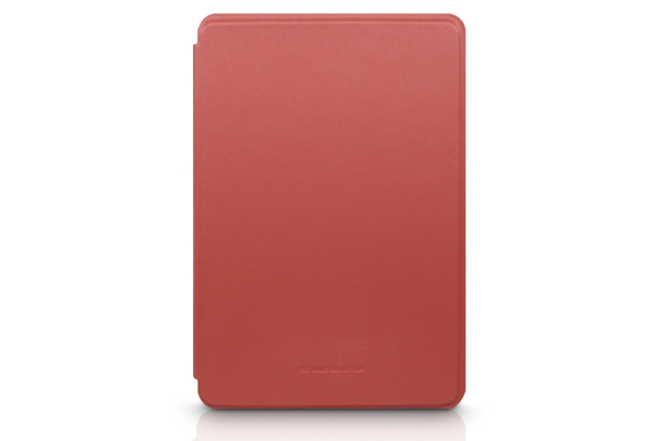 Kajsa iPad Mini / Mini 2 Book-Case °Metallic Collection°, rot